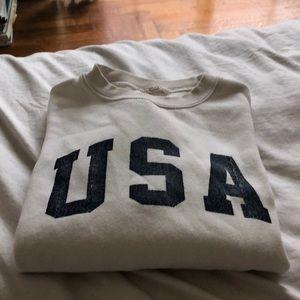 Brandy Melville USA pullover sweatshirt